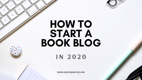 How to Start a Book Blog