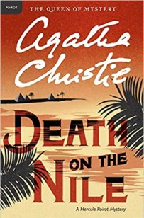 Agatha Christie Death on the Nile Book to screen