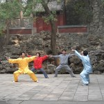 Wing Chun Martial Arts Training Promotes Body and Mind