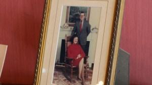 Anna's parents