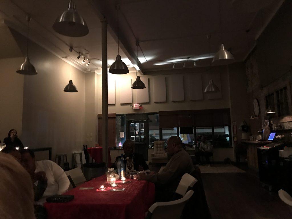 Marietta's Living Room, Fountaine Lewis of Marietta Jazz and