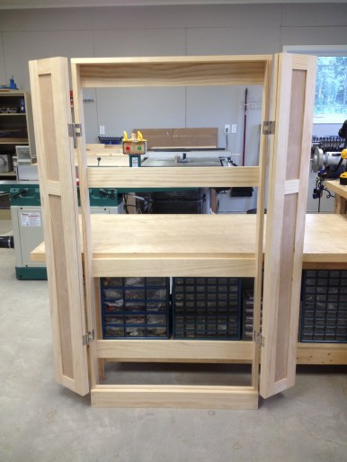 Bifold Doors Attached