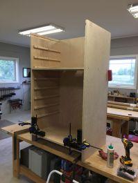 Carcass Assembly - Middle Shelf