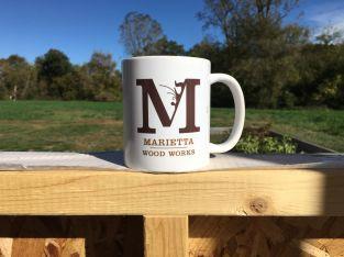 Marietta Wood Works Logo by Mike Mahan