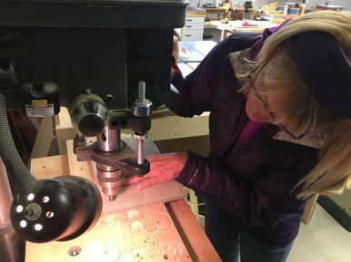 Linda Pre-drilling Siding Pieces