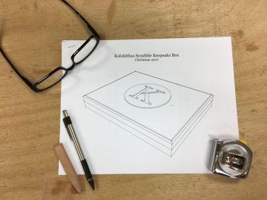 SketchUp Detailed Design