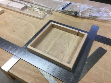 Small Parts Tray Assembly