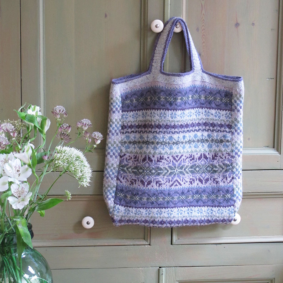 Fairisle Bag 5