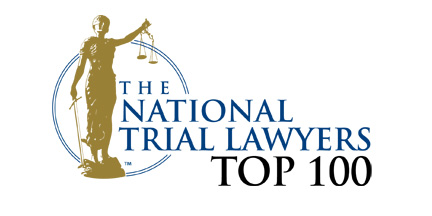 National Trial Lawyers Top 100 - Awards