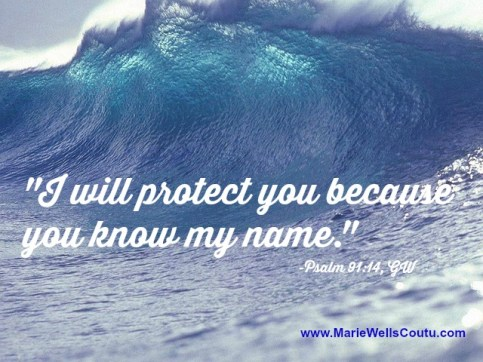 """""""I will protect you because you know my name."""""""