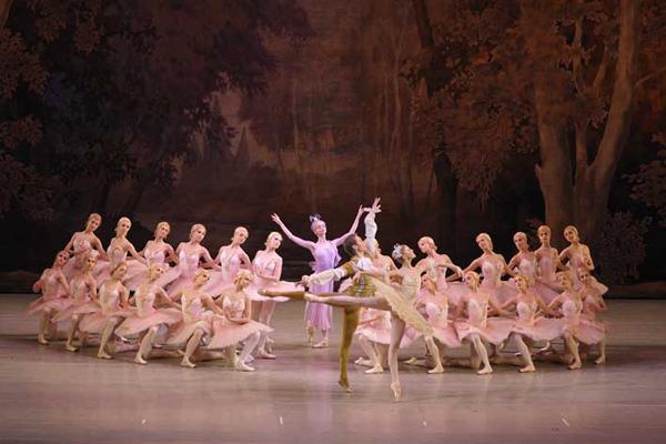 Vision Scene in Mariinskys The Sleeping Beauty. Source: Mariinsky.ru Copyright belongs to its respective owners.