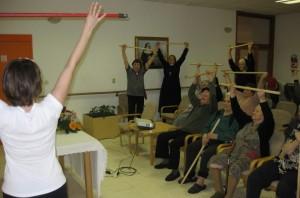 Briga o zdravlju u domu za starije i nemoćne osobe