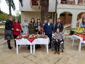 Dom za starije osobe Marija Petković Blato - BOŽIĆNO I NOVOGODIŠNJE OZRAČJE U DOMU