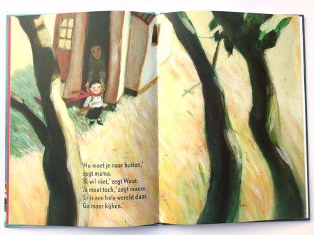 prentenboek schilderen