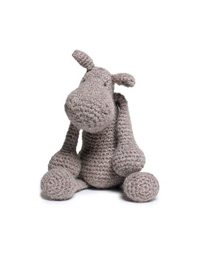 Marijke Made Toft Haakpakketje Georgina Het Nijlpaard