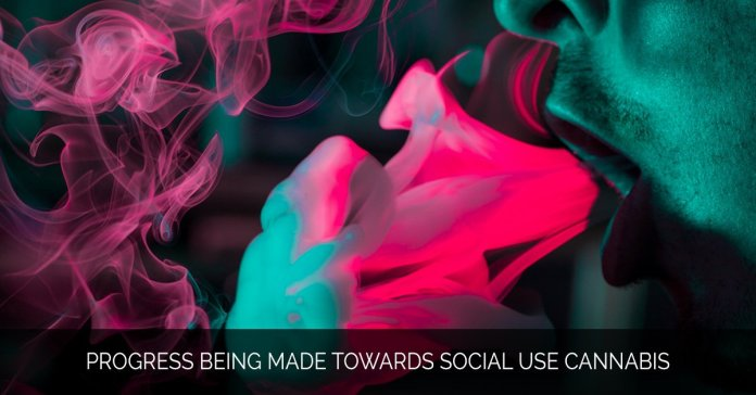 Progress Being Made Towards Social Use Cannabis