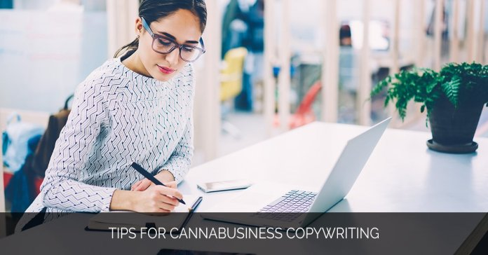 Tips for Cannabusiness Copywriting - Marijuana Marketing Xperts