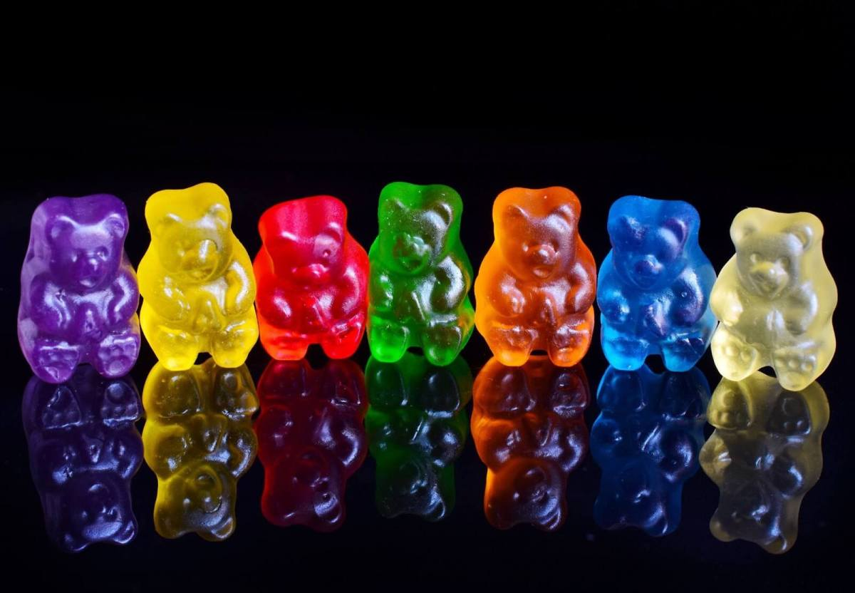 Delicious & Yummy Weed Gummy Bears