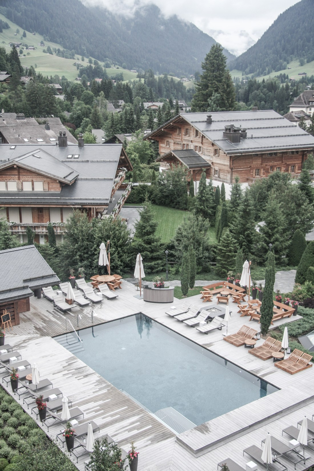 Alpina Gstaad, Preferred Hotels