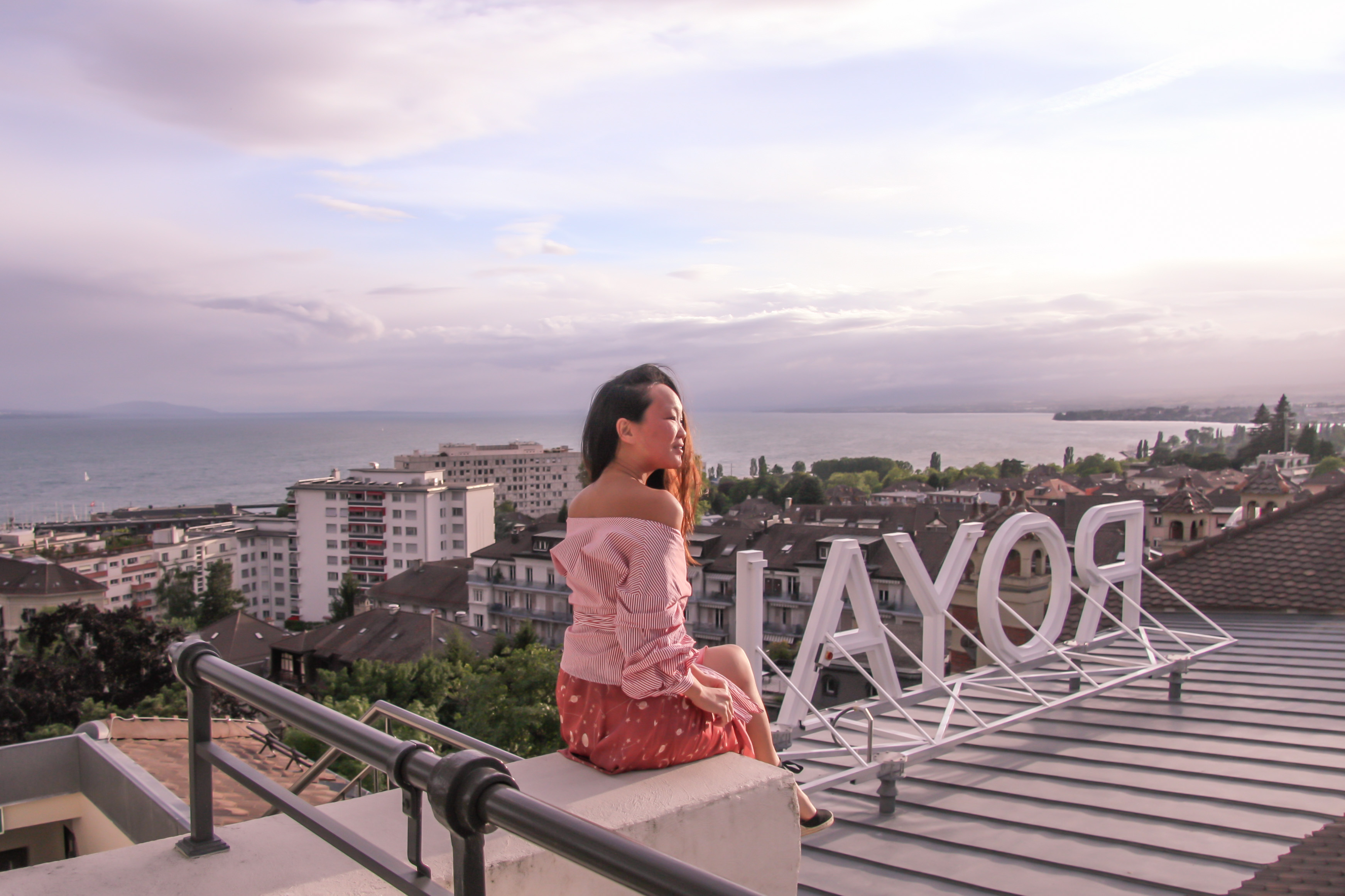My stay at the royal savoy hotel and spa lausanne a for O buro lausanne
