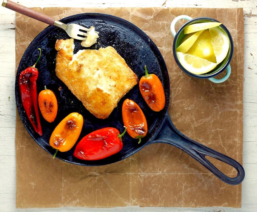 Two Handled Frying Pan