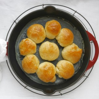 Super Easy, Buttery Bread Rolls for Easter