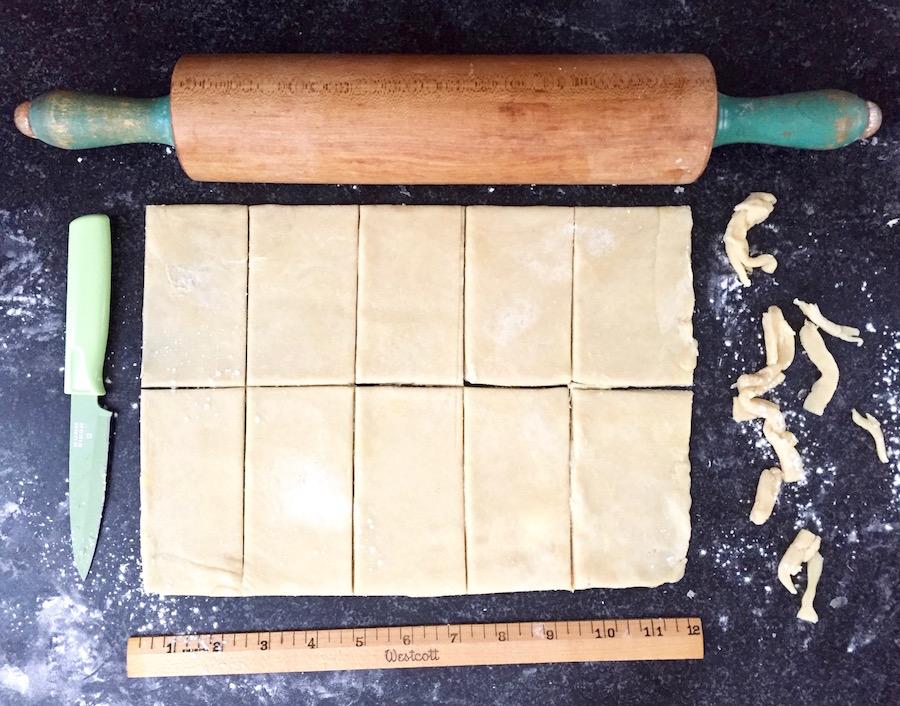 dough rolling