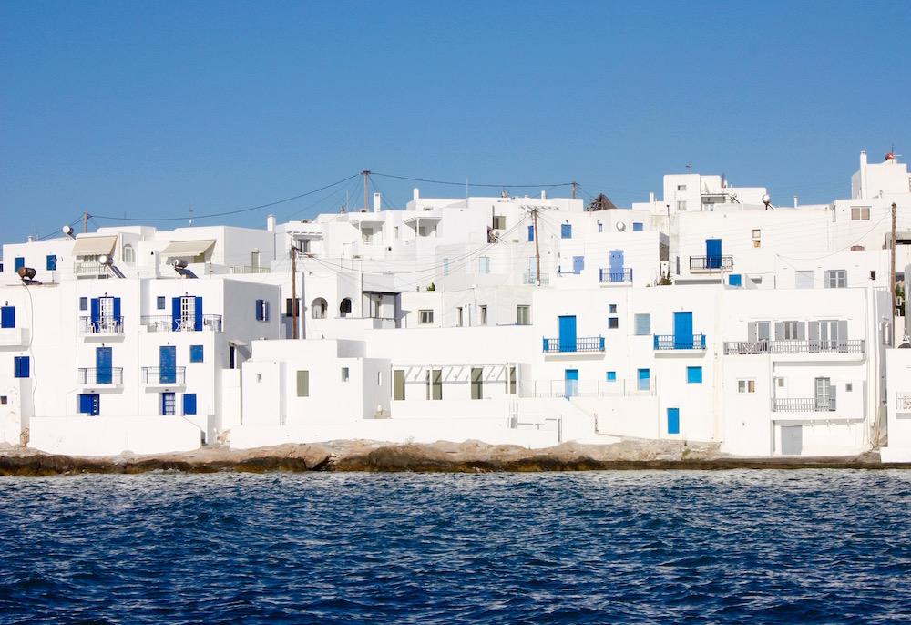 Greek Island Light - Nausea, Paros