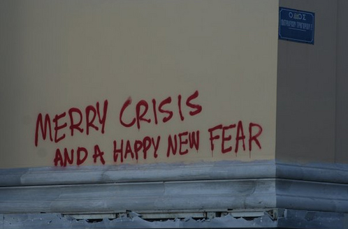 Merry Crisis! on Flickr - Photo Sharing!