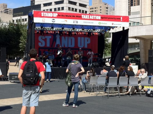 Stand Up Lincoln Center
