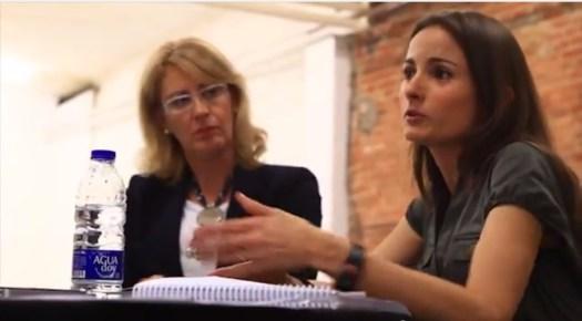 Marisa Toro y Marilín Gonzalo