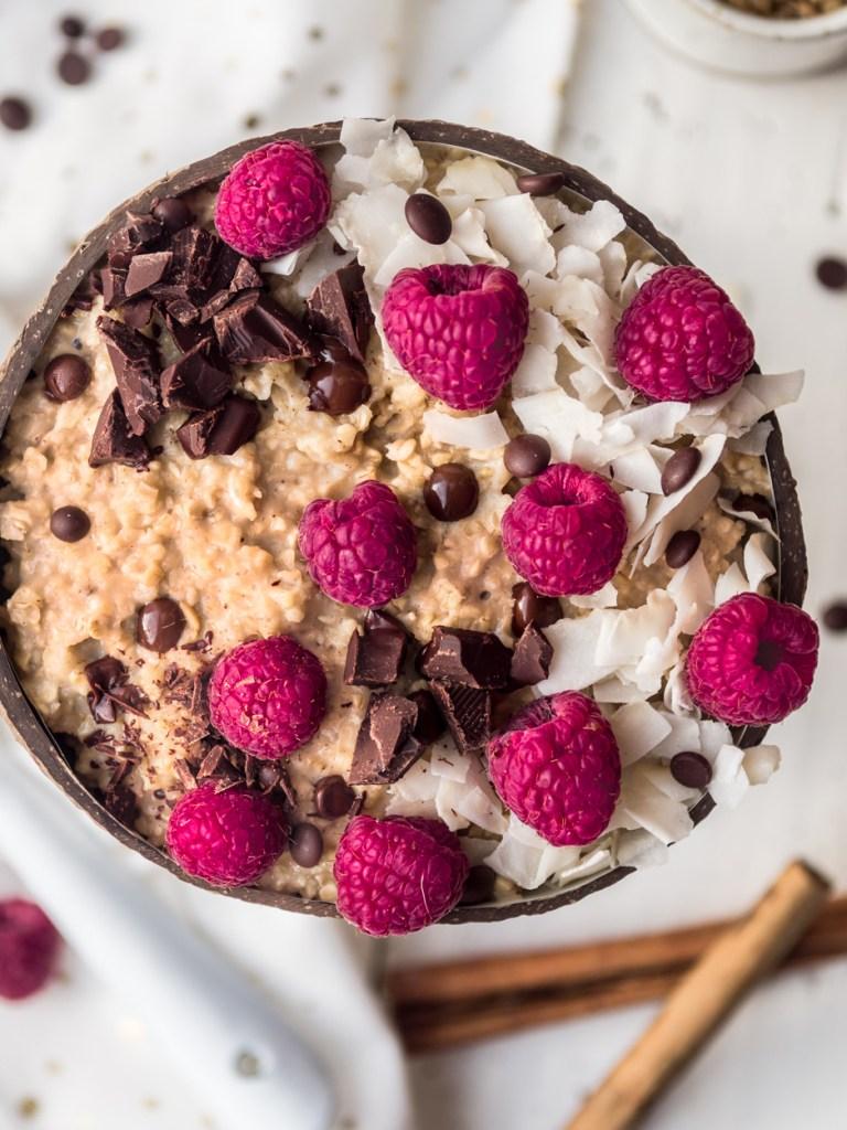 Cremiger Porridge fürs winterliche Frühstück