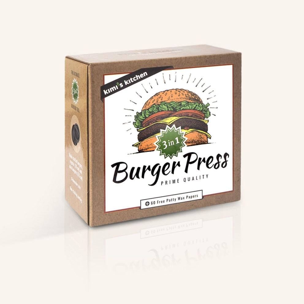 Kimi's kitchen * Burgerpress