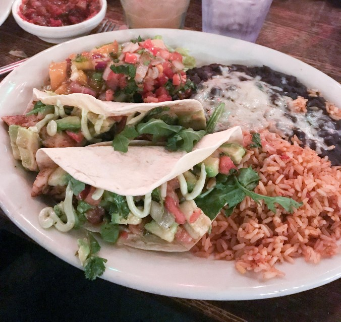 friday favorites lionfish tacos