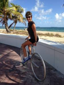 biking Fort Lauderdale Beach