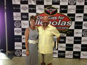 charity fund raisers, classic cars, Ted Vernon South Beach Classic Cars