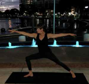yoga, warrior II, warrior pose, asana