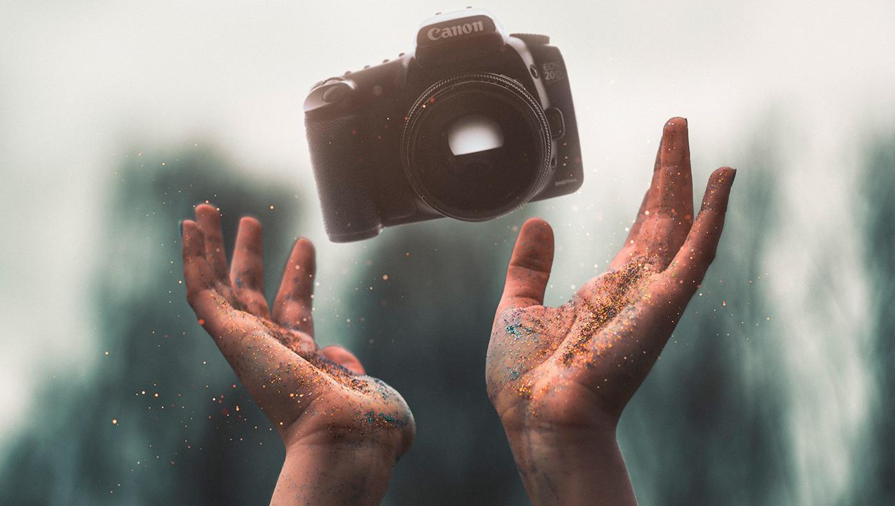 Mon rapport à la photographie