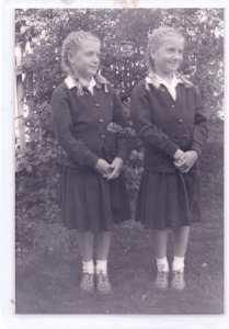First Grade ~ 1957