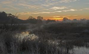 Stour sunrise
