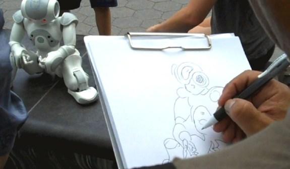robotsketch