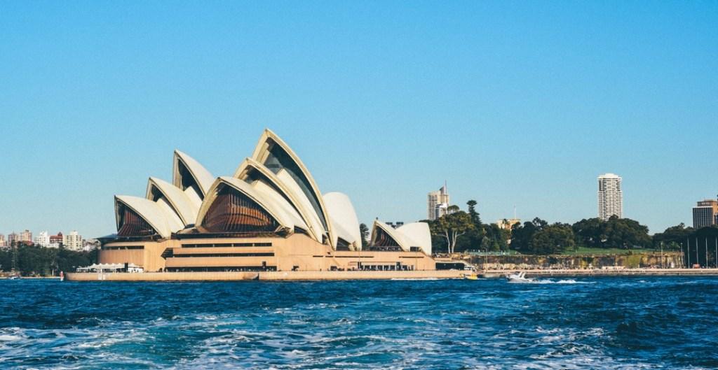 Sydney, Australia by Frances Gunn