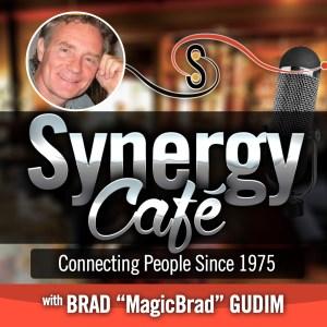 Synergy Cafe w/ Magic Brad