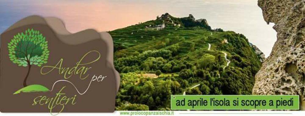 Andar per Sentieri validità dal 25 aprile al 3 maggio