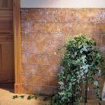 Como simular una pared de ladrillo