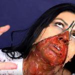 DIY Maquillaje de ZOMBIE para Mujer