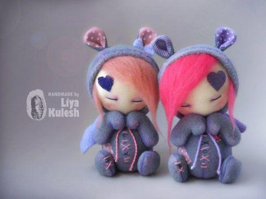 Mini muñequitas
