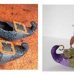 Como transformar unos zapatos normales en unos para bruja