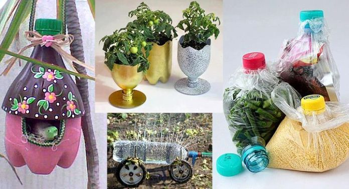 ideas-para-reciclar-botellas-de-plastico-1