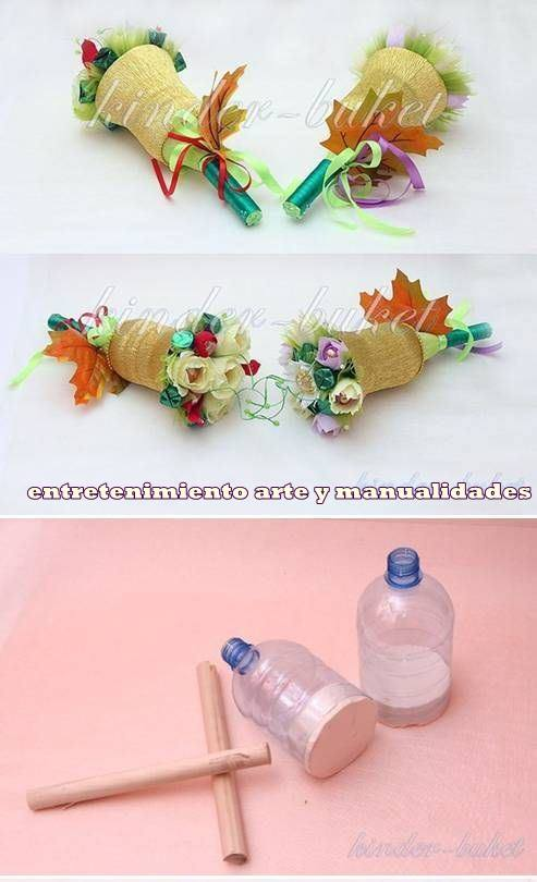 ideas-para-reciclar-botellas-de-plastico-11